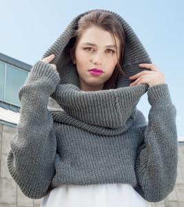 Astronautka sweter