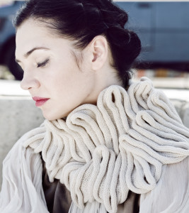 Accordion Scarf
