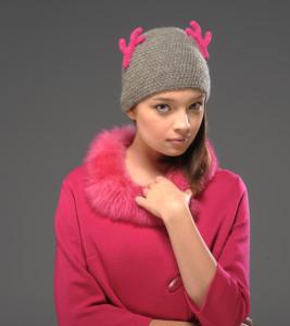 Jelonek-czapka-szary-rozowy-Bambi-Ha