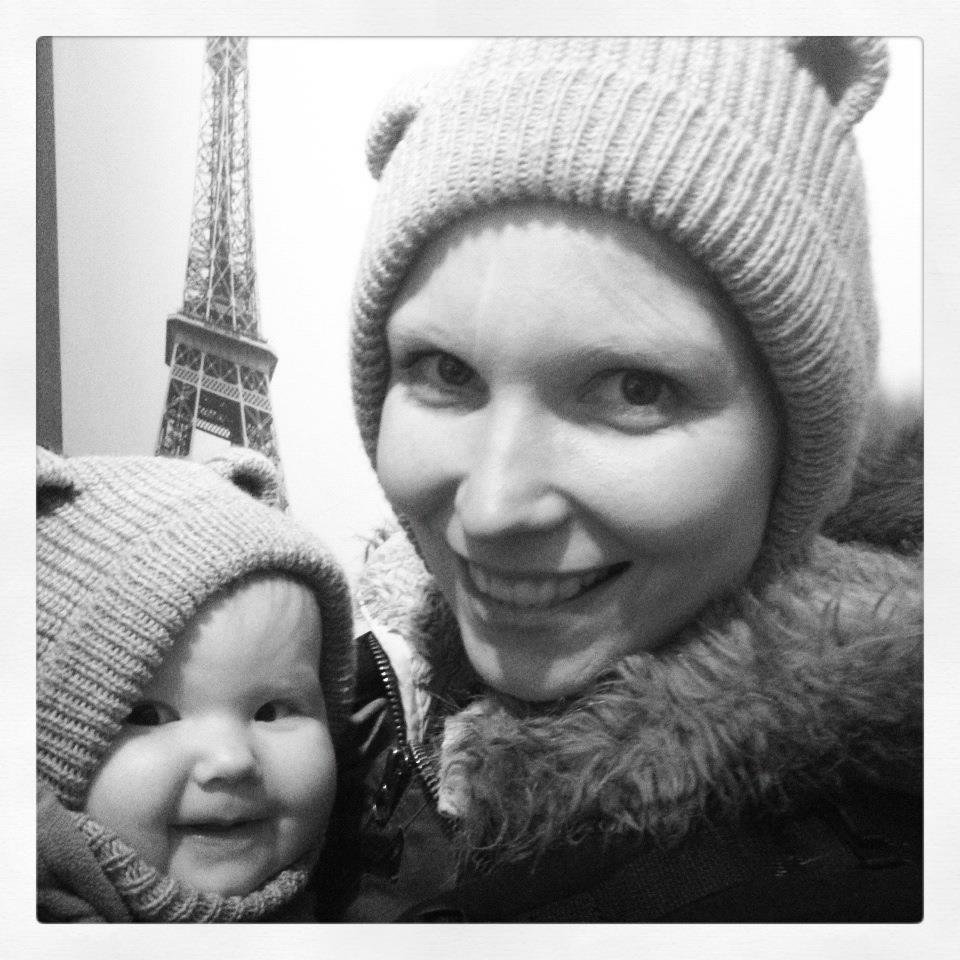 Ty w celapiu Paryż