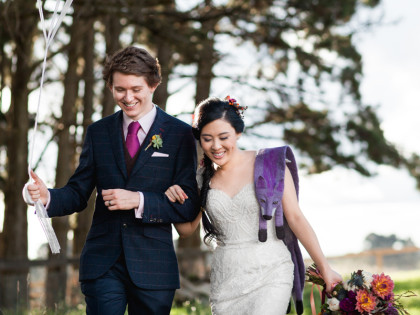 ślub Jen Lo w Australii