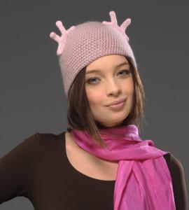 Jelonek-roz-roz-Bambi-Hat-Pastel-Pin