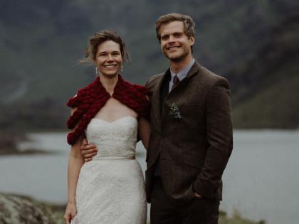 ślub Alex w Szkocji