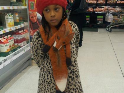 Little Miss Nelson na zakupach