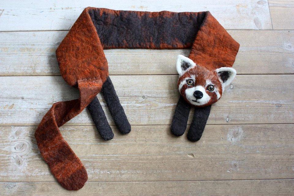 (Polski) panda czerwona